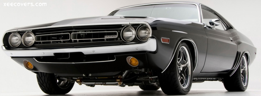 Muscle Car FB Cover Photo HD