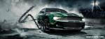 Mustang Monster Drift