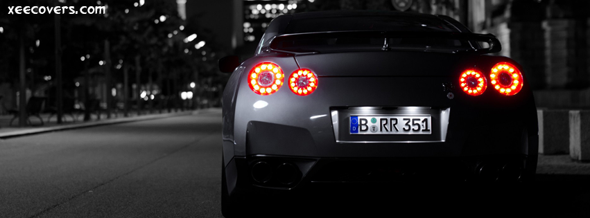 Nissan GTR FB Cover Photo HD