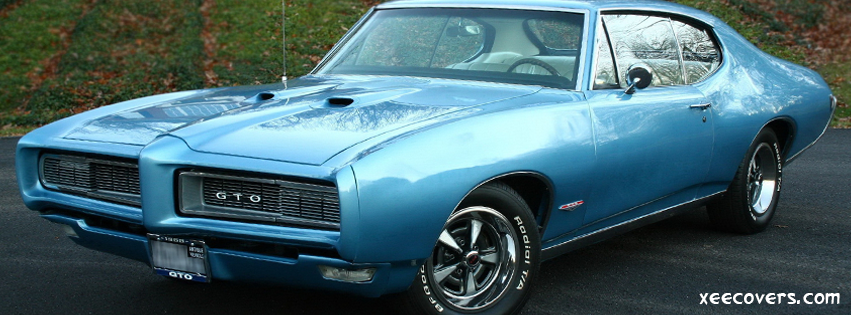 Old GTO Car FB Cover Photo HD