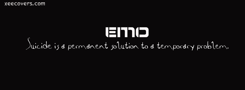 Permanent Solution To A Temporary Problem FB Cover Photo HD