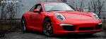 Porsche 991 Red