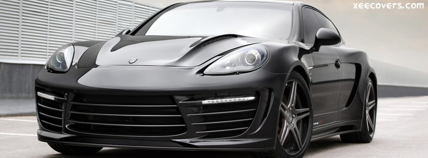 Porsche Panamera Stingray GTR FB Cover Photo HD