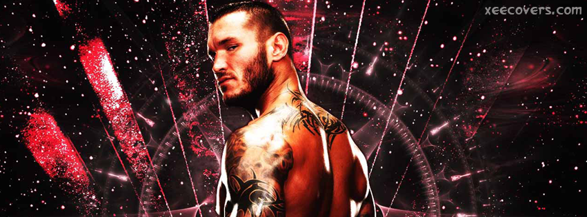 Randy Orton Pose FB Cover Photo HD