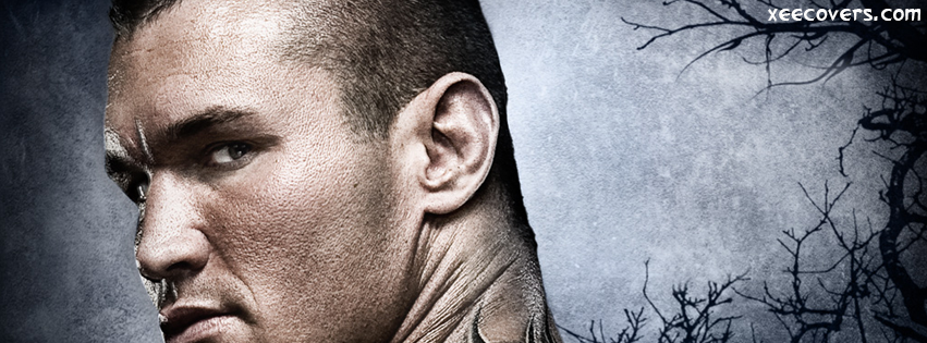 Randy Orton Return FB Cover Photo HD