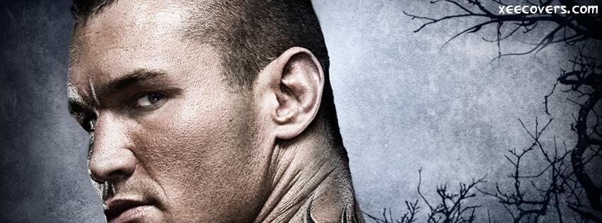 Randy Orton Return facebook cover photo hd