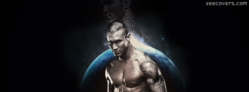 Randy Orton Shadow facebook cover photo hd