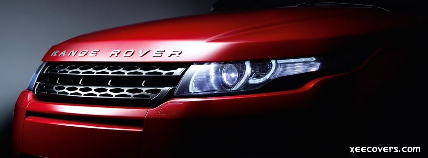 Range Rover Evoque FB Cover Photo HD