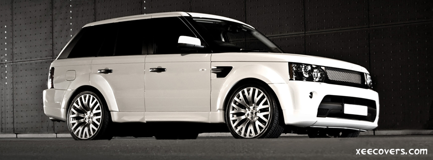 Range Rover Sport Autobiography FB Cover Photo HD