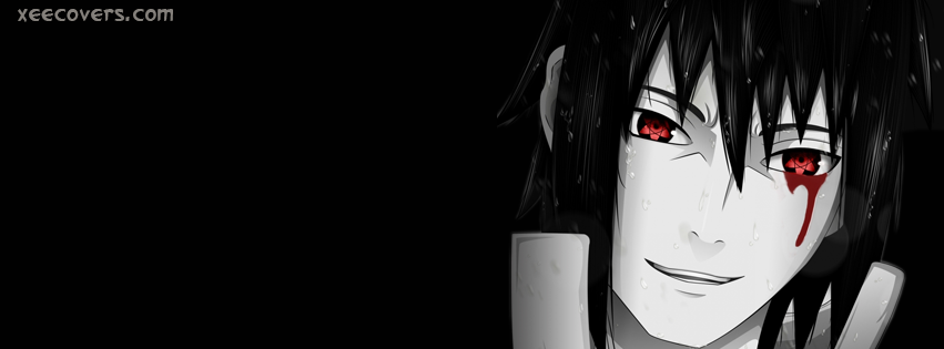 Sasuke Sharingan FB Cover Photo HD
