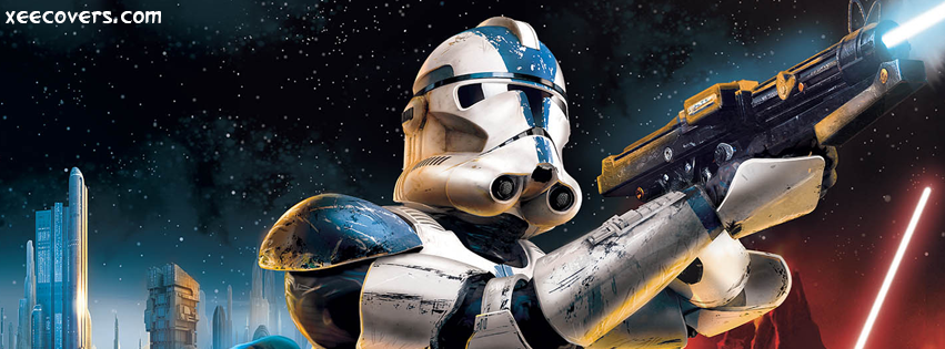 Star Wars Battlefront 2 FB Cover Photo HD