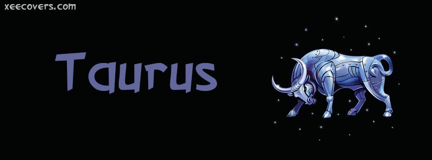 Taurus facebook cover photo hd