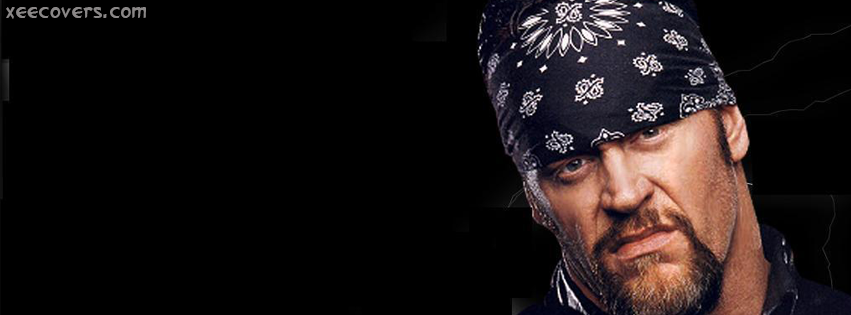 The Undertaker Out side WWE FB Cover Photo HD