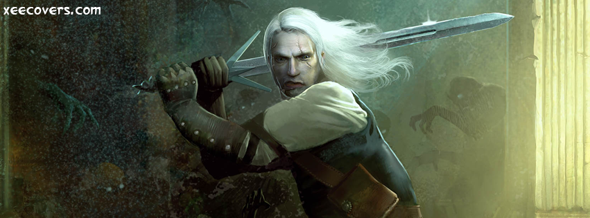 The Witcher facebook cover photo hd