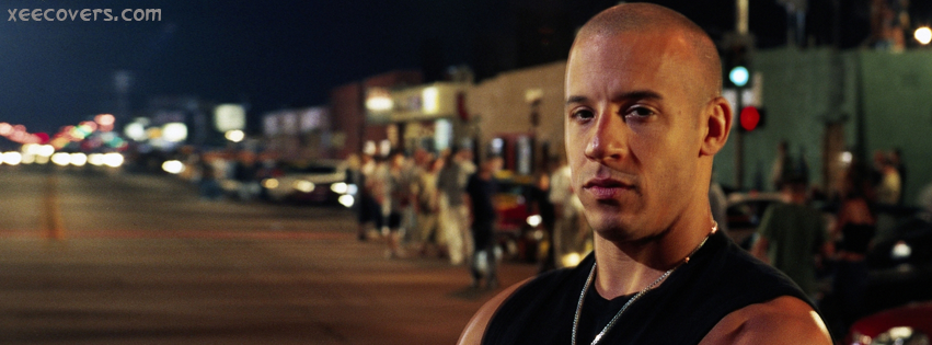 Vin Diesel facebook cover photo hd