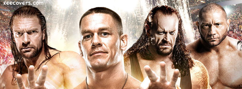 WWE Wrestlemania 26 FB Cover Photo HD