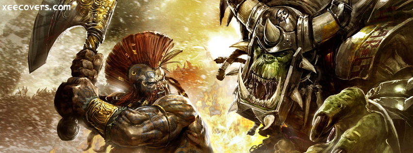 Warhammer facebook cover photo hd