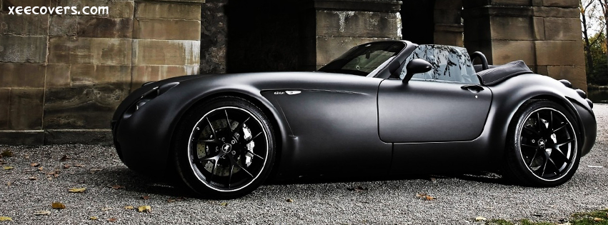 Wiesmann Blackbat FB Cover Photo HD