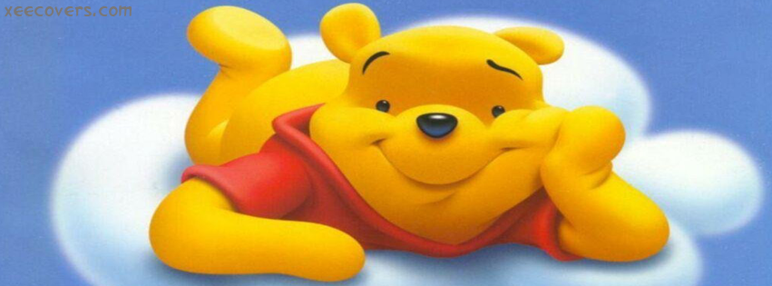 Winnie The Pooh facebook cover photo hd