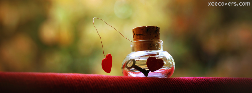 You Have The Key To My Heart FB Cover Photo HD