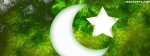 14 August Flag Of Pakistan