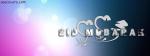 Eid Mubarak Pink Calligraphy