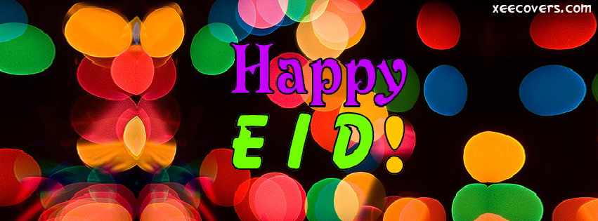 Happy Eid…! FB Cover Photo HD