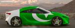 Pakistan Flag 14 August