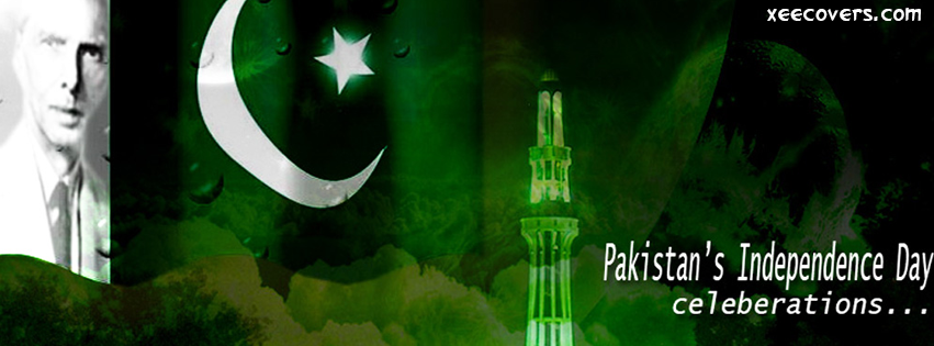 Pakistan's Independence Day Celebrations FB Cover Photo HD