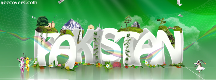 Pyara Pakistan 14 August facebook cover photo hd