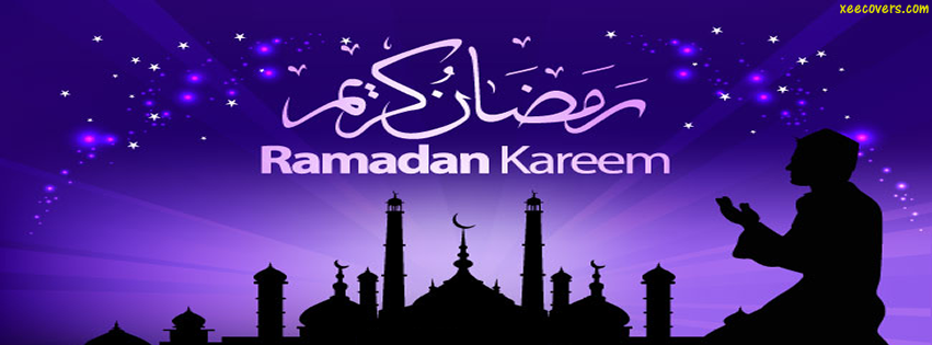 Ramzan Kareem Taaq Raat FB Cover Photo HD