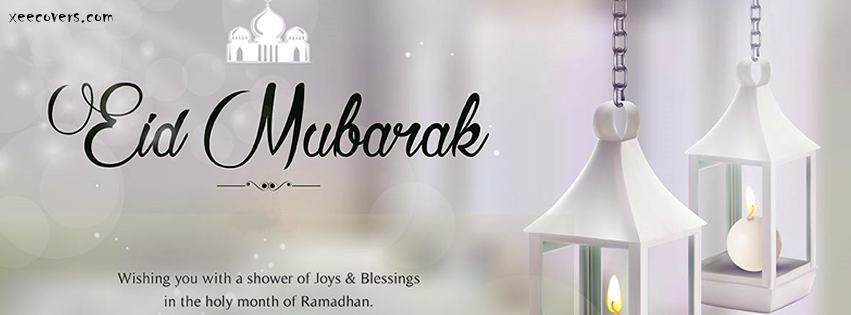 Eid Mubarak FB cover photo FB Cover Photo HD