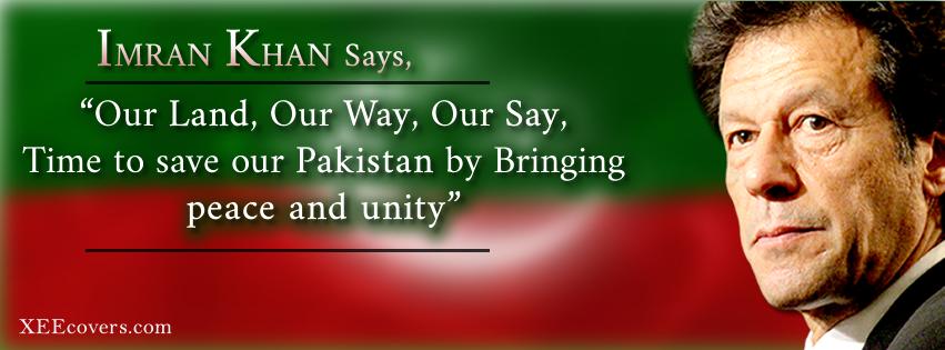 PTI imran khan FB  cover photo facebook cover photo hd
