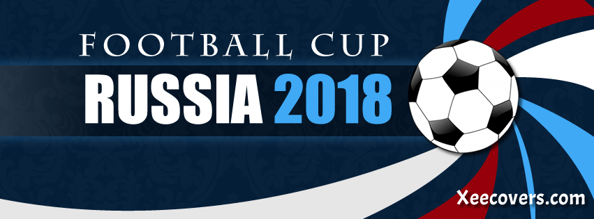 football 2018 world cup FB Cover Photo HD