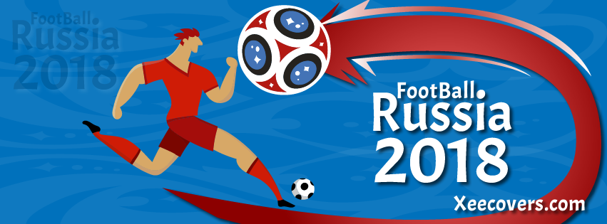 football russia 2018 world cup facebook cover photo hd