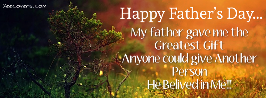 happy father day fb image photo FB Cover Photo HD