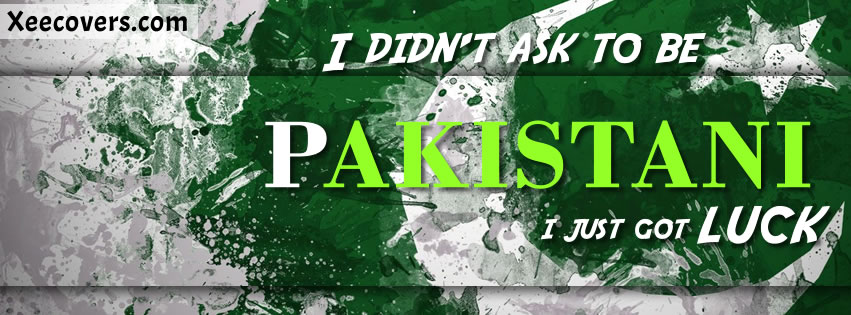 14th August Independence Pakistan FB Cover Photo HD