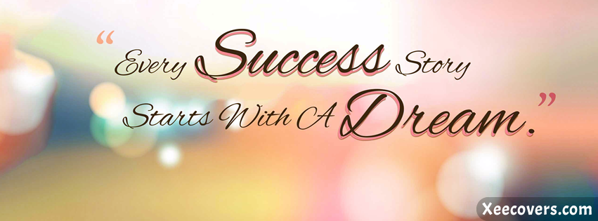 Success Quotes Facebook Cover FB Cover Photo HD