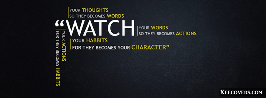 Quotes Image For Facebook Cover FB Cover Photo HD