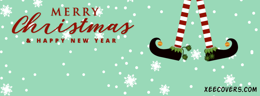 Marry Christmas FB Cover Photo HD